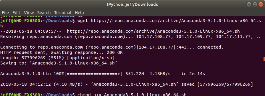Adventures in Installing PyTorch in Ubuntu 18 04 | Jeff